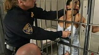 Insatiable Asian Gets Fucked by Police