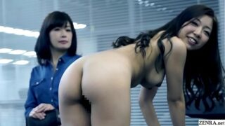 JAV casting mom sees daughter-in-law unwrap for casting